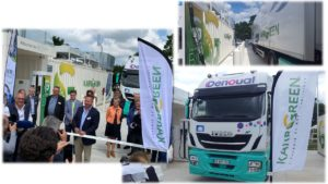 Read more about the article Inauguration KARRGREEN 1er juillet 2021