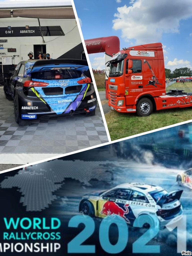 You are currently viewing Grand prix rallye cross LOHEAC 2021